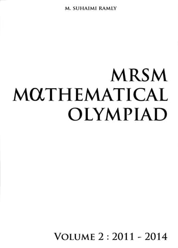 MRSM Mathematical Olympiad Vol 2