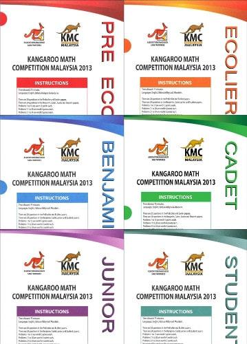KMC Paper 2013 Fullset