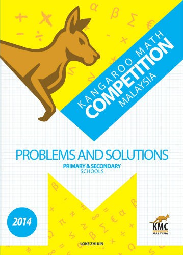 KMC Problems and Solutions 2014 Primary and Secondary Schools