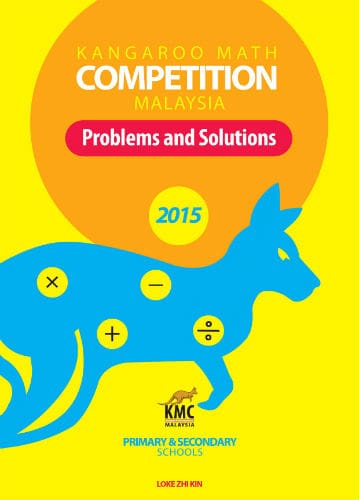 KMC Problems and Solutions 2015 Primary and Secondary Schools